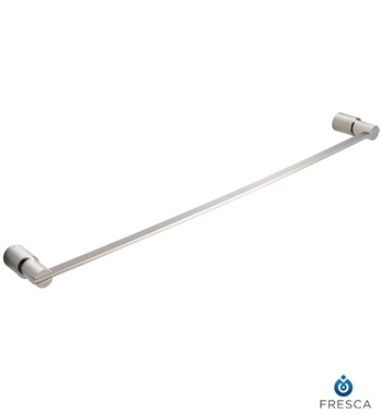 "Fresca Magnifico 24"" Towel Bar - Brushed Nickel"