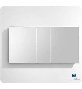 Fresca Fmc8013 49 Inch Wide Bathroom Medicine Cabinet W