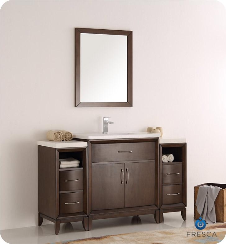 buy bathroom vanity furniture fresca cambridge 54 bathroom vanities buy vanity furniture cabinets rgm