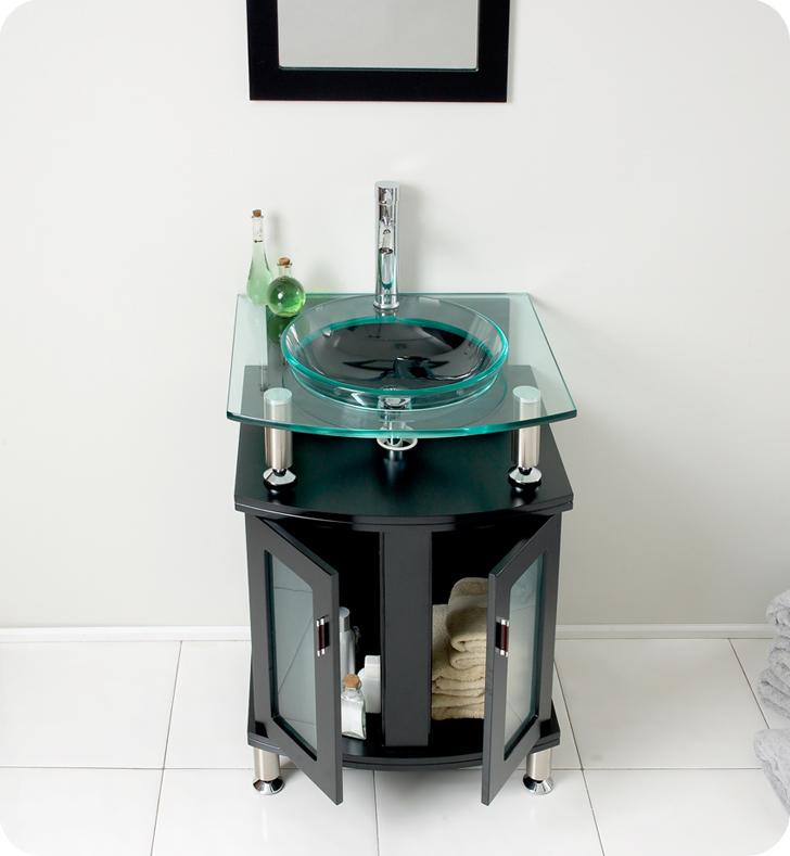 Bathroom Vanities Buy Bathroom Vanity Furniture Cabinets RGM - 24 contemporary bathroom vanity