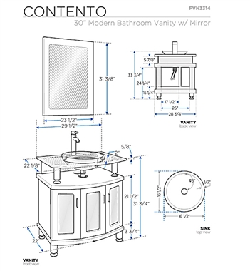 Bathroom Vanities 30 Inch Wide. Image Result For Bathroom Vanities 30 Inch Wide