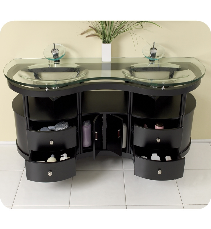 Modern Bathroom Sinks And Vanities. This Is A Double Sink Modern Bathroom  Sinks And Vanities