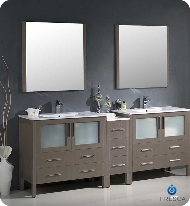 Bathroom Vanities Buy Bathroom Vanity Furniture Cabinets RGM - 84 bathroom vanities and cabinets