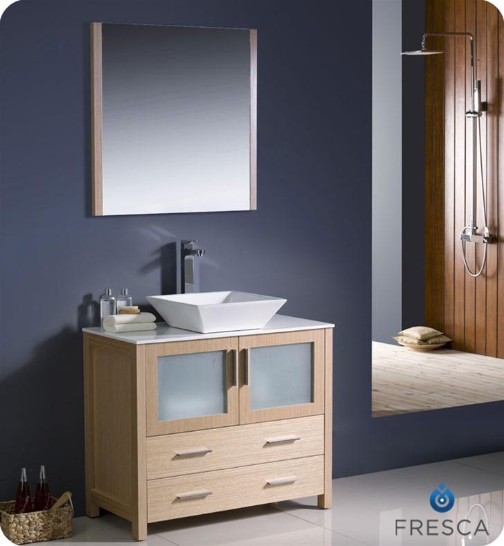 contemporary bathroom vanity sets. fresca torino 36\ contemporary bathroom vanity sets t
