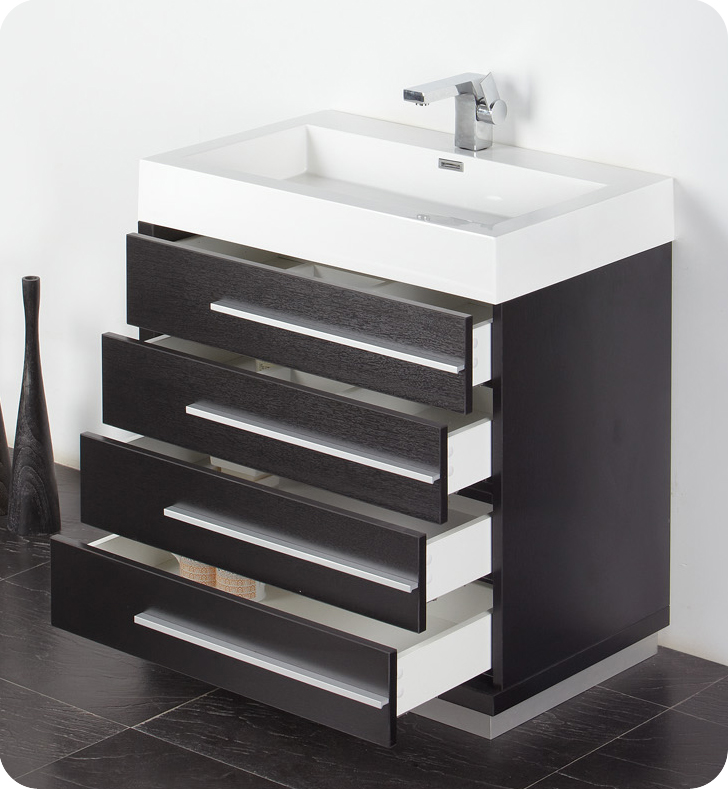 Modern Bathroom Vanity With Drawers bathroom vanities | buy bathroom vanity furniture & cabinets | rgm