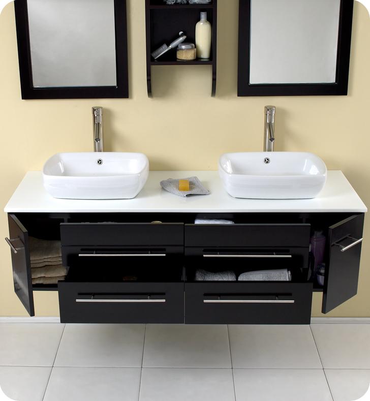 Cabinets For Vessel Sinks In Bathrooms bathroom vanities | buy bathroom vanity furniture & cabinets | rgm