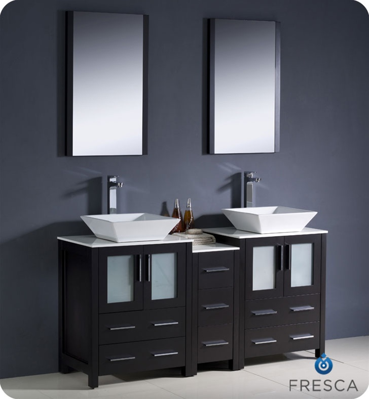 twin interiors vessel ireland furniture depot vanities vanity units timber double design sink with home bowl stylish unit bathroom
