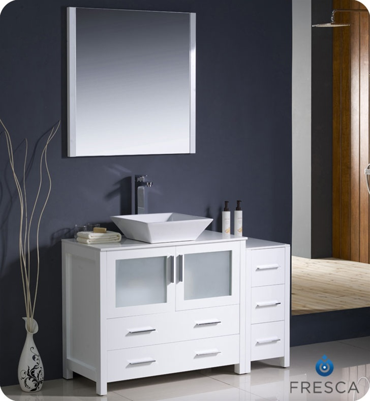 Bathroom Vanity With Side Cabinet | Bathroom Vanities Buy Bathroom Vanity Furniture Cabinets Rgm