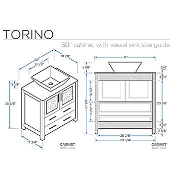 Bathroom Vanities Dimensions bathroom vanities | buy bathroom vanity furniture & cabinets | rgm
