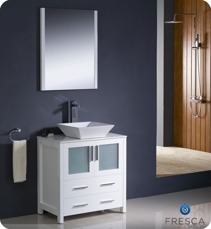Bathroom Vanities Buy Bathroom Vanity Furniture Cabinets RGM - 30 inch contemporary bathroom vanity