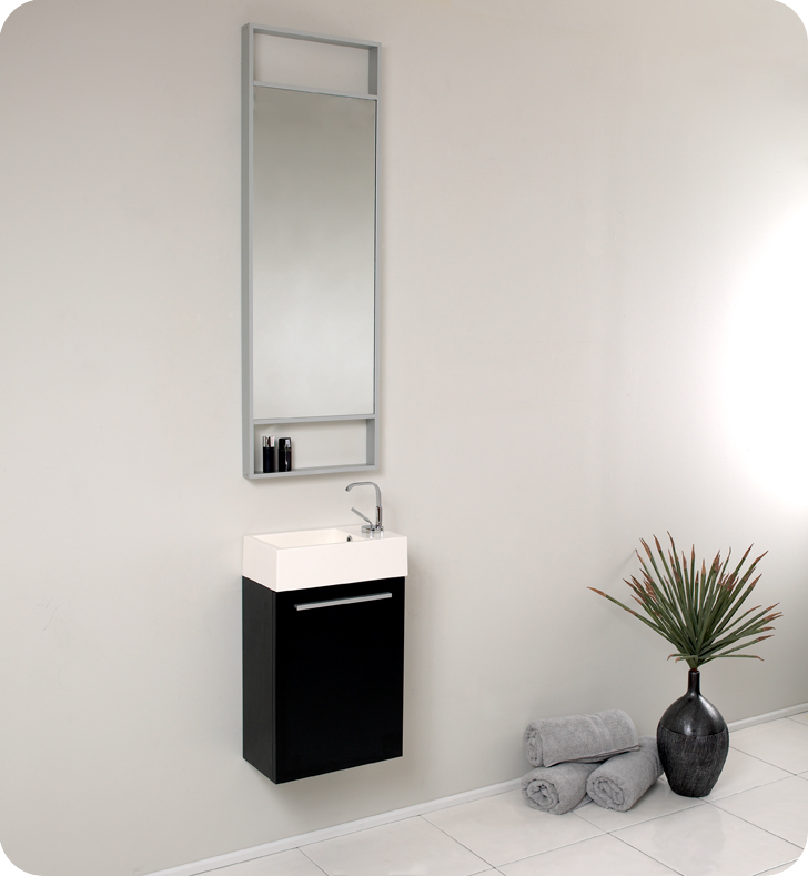 Bathroom vanities buy bathroom vanity furniture for Small long mirrors