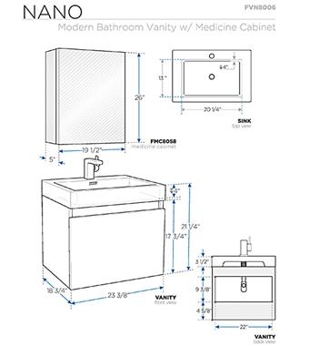 Attirant Bathroom Vanities | Buy Bathroom Vanity Furniture U0026 Cabinets | RGM  Distribution