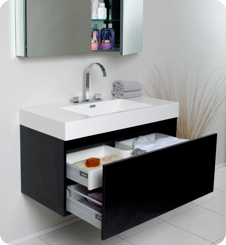 Washroom Cabinet Modern House Interior Design