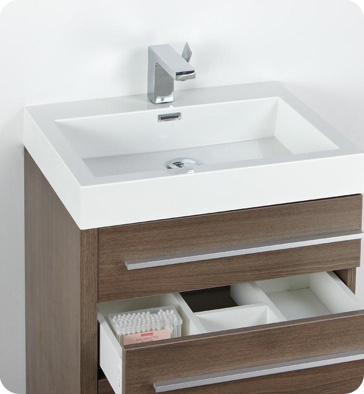 the livello 24 vanity - Vanity For Bathroom