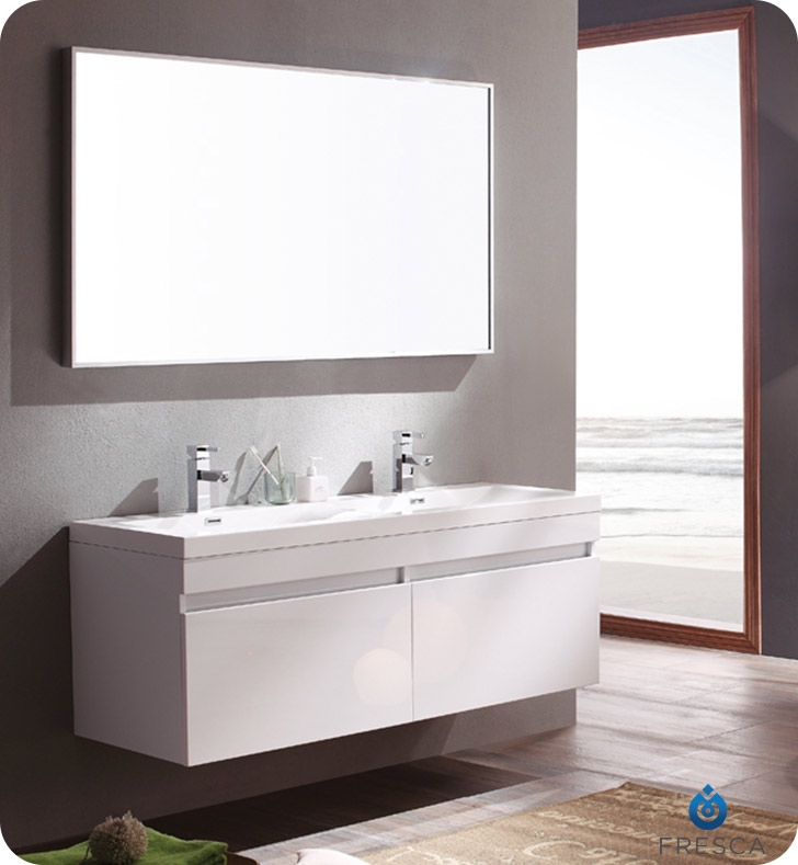 vanities fresca lovely bathroom vanity